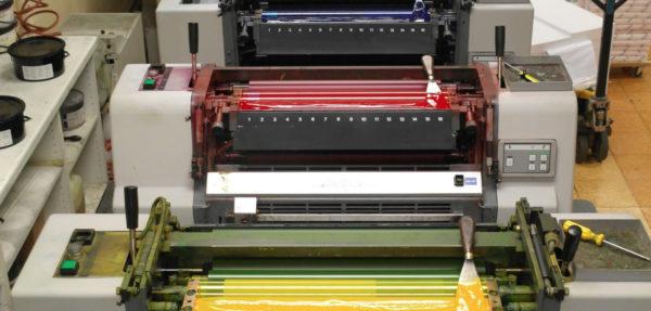 Spectra Offset kan hjelpe med trykk på flere forskjellige materialer.